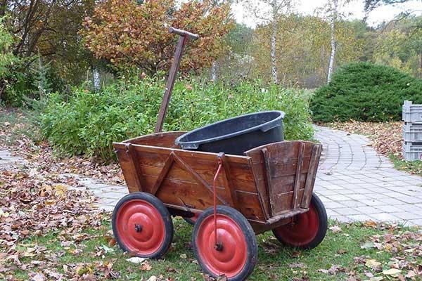 Que dois-je savoir avant d'acheter un chariot de jardin ?